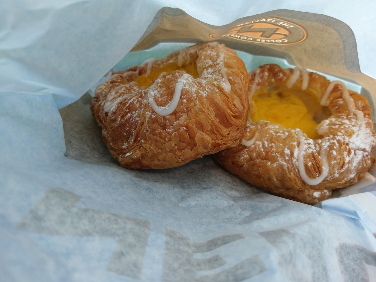 Pastries, more than 2