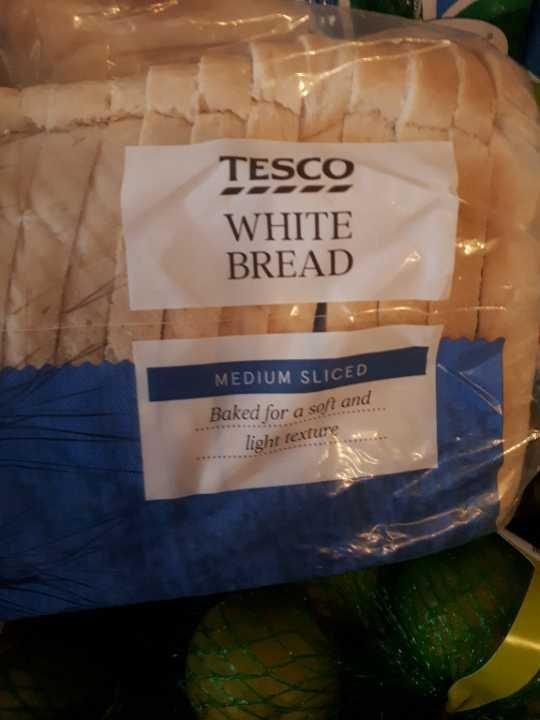 Tesco White bread