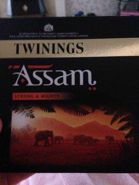 100 Assam tea bags