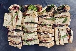Cheese Ploughman's Sandwich  - FRISKA