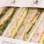 Pret A Manger kids cheese sandwich