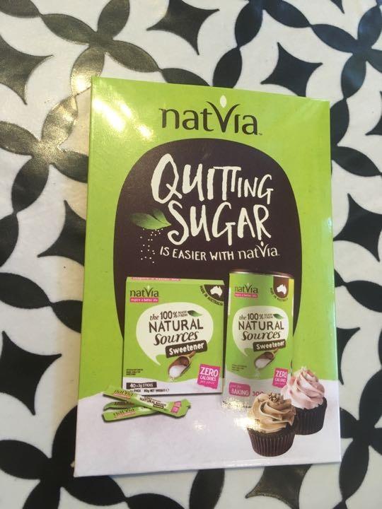 Natvia sweetener sachets