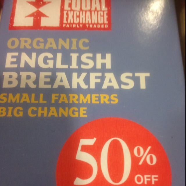 Organic Eng Break Tea