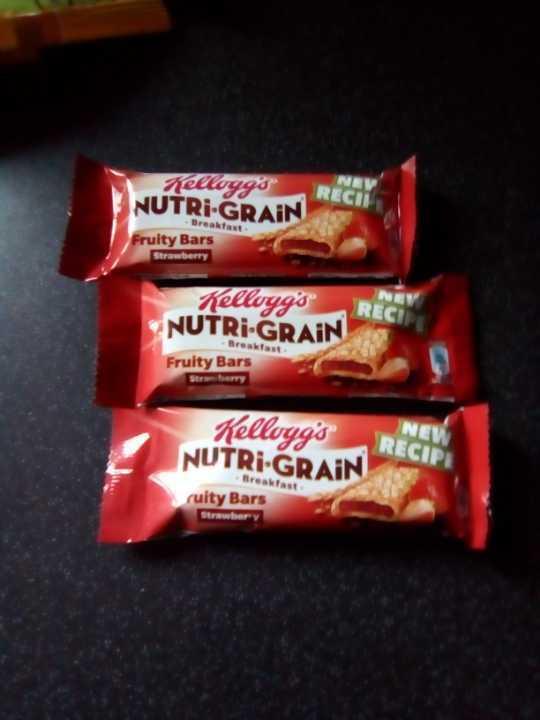 Nutrition grain bars