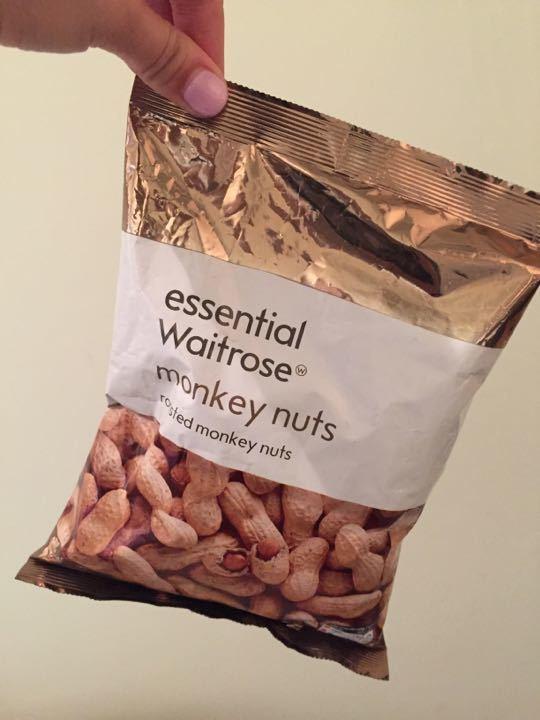 Waitrose monkey nuts
