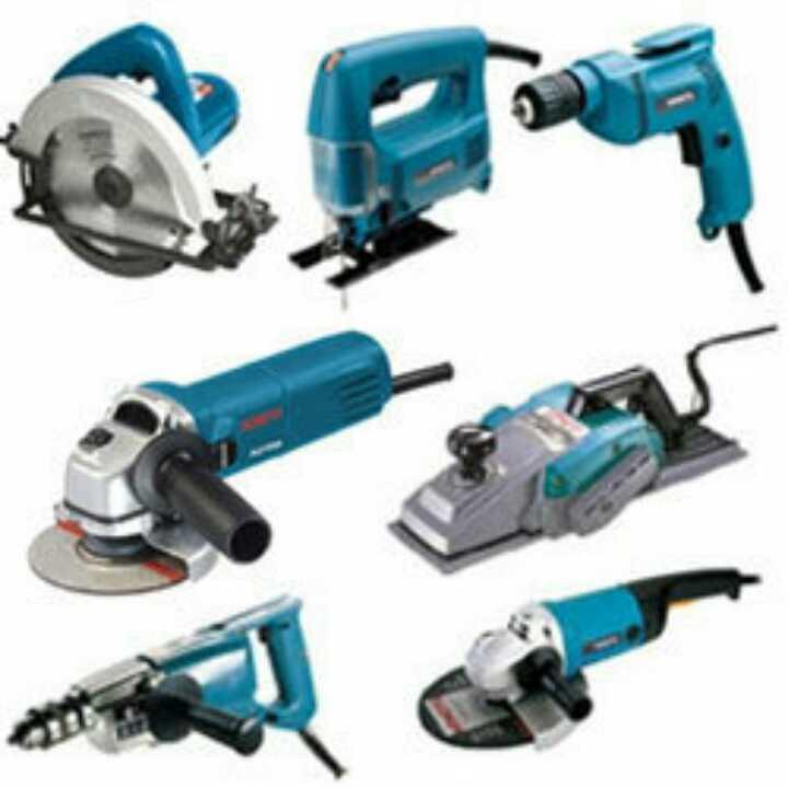 Power tools!