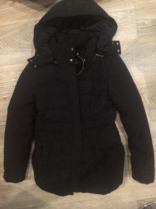 Zara Woman Down Jacket