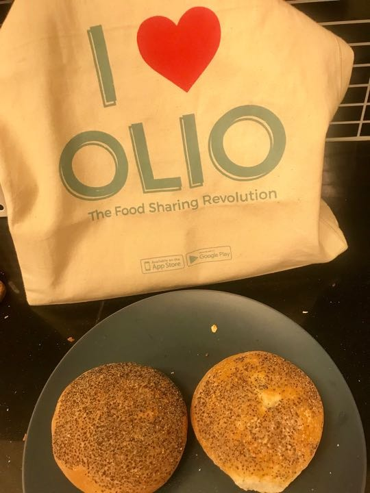 Fresh buns from Pesso (11/02)