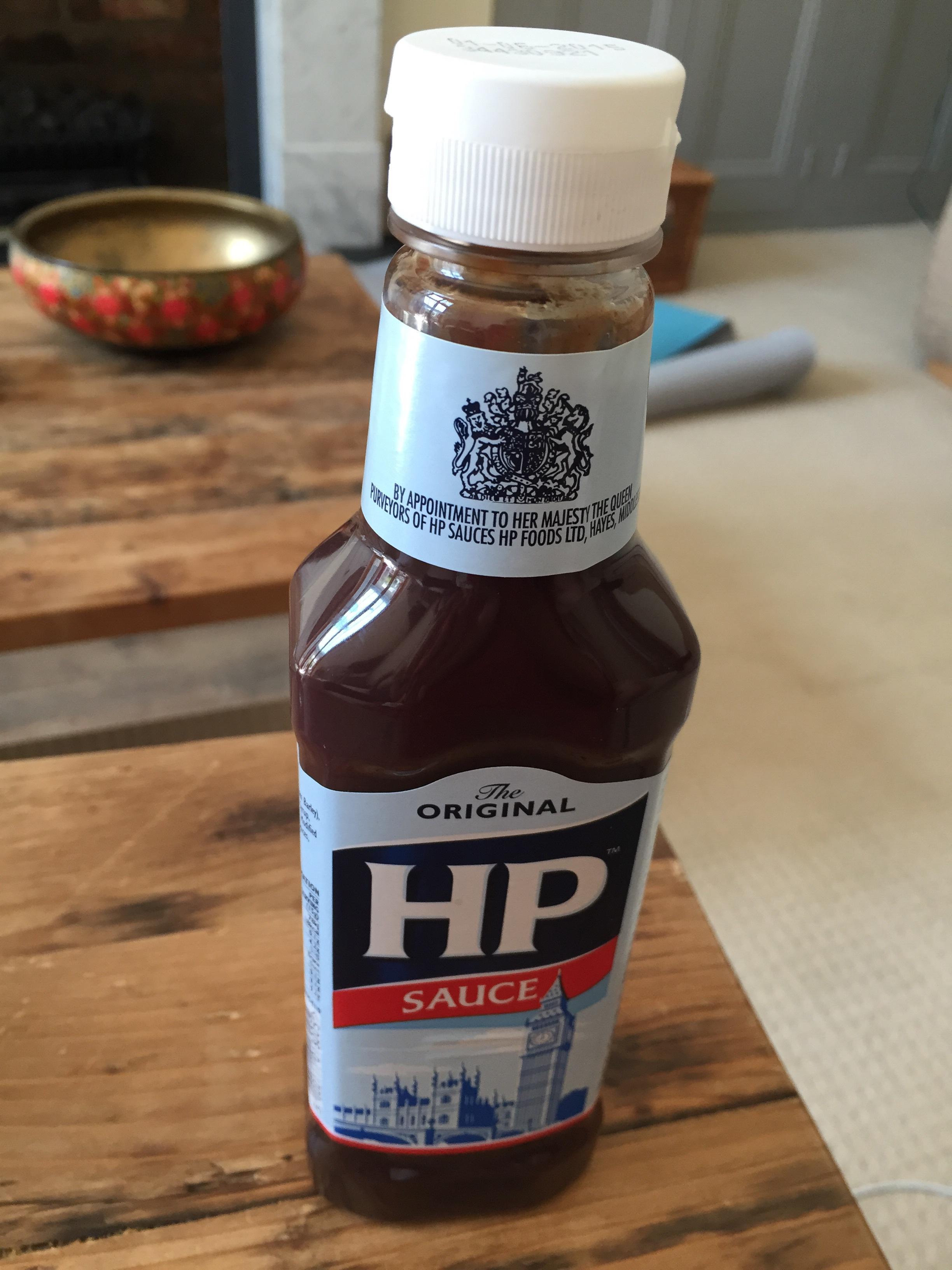 HP Sauce - unopened 425g
