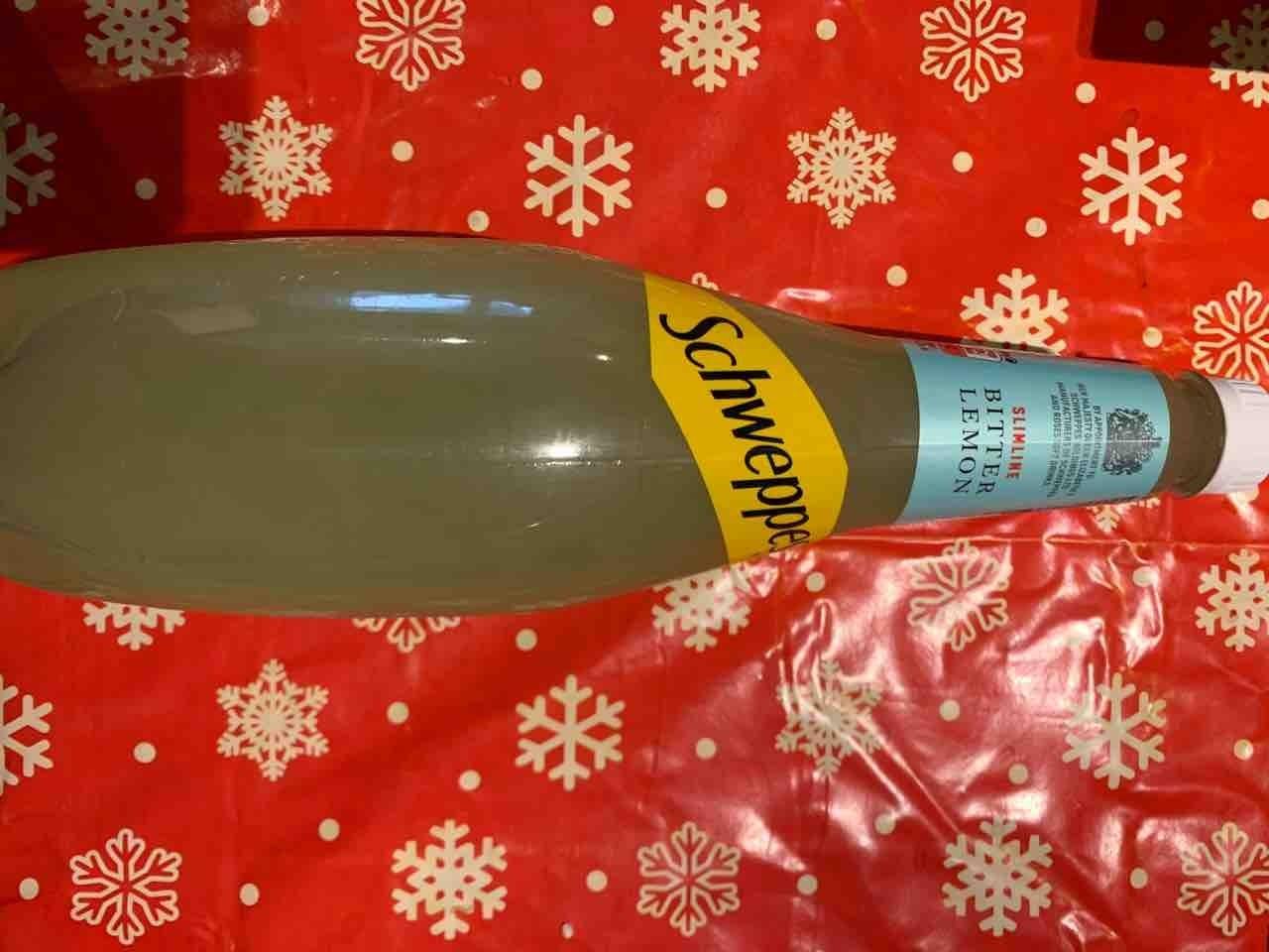 Large bitter lemon drink