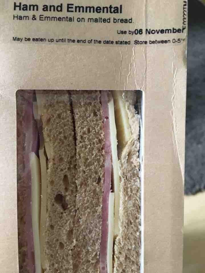 Ham & Cheese Sandwiches