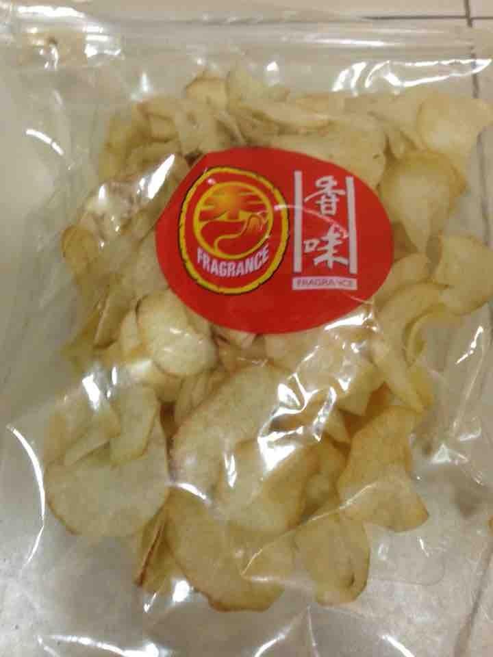 Fragrance Tapioca Chips