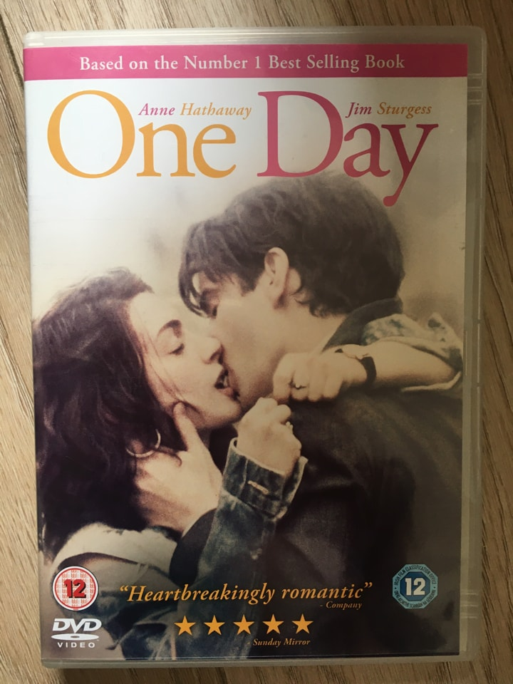 One day DVD📀