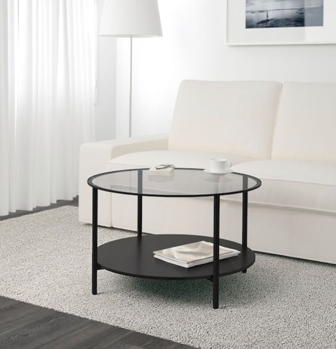 Giving away IKEA coffee table - VITTSJÖ