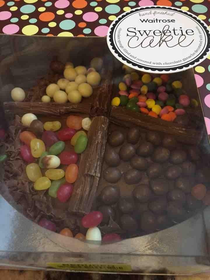 Sweetie chocolate cake