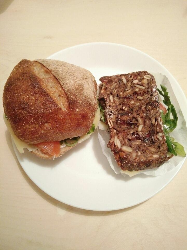 Sandwiches from Il Café