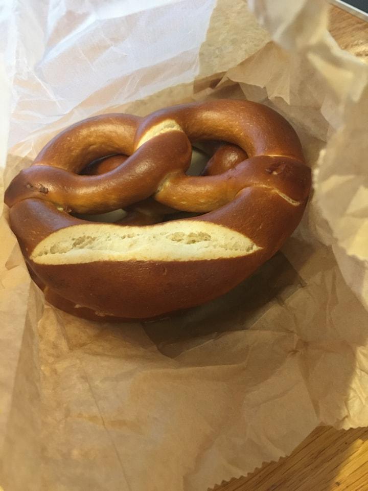 x2 pretzels