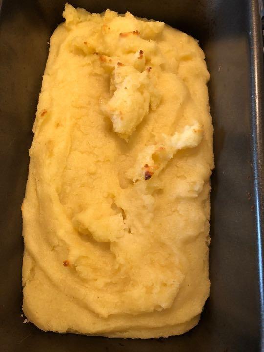 Semolina Pudding -homemade-
