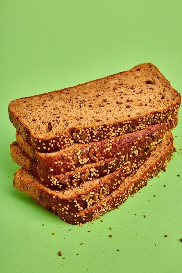 PRET gluten free bread x4