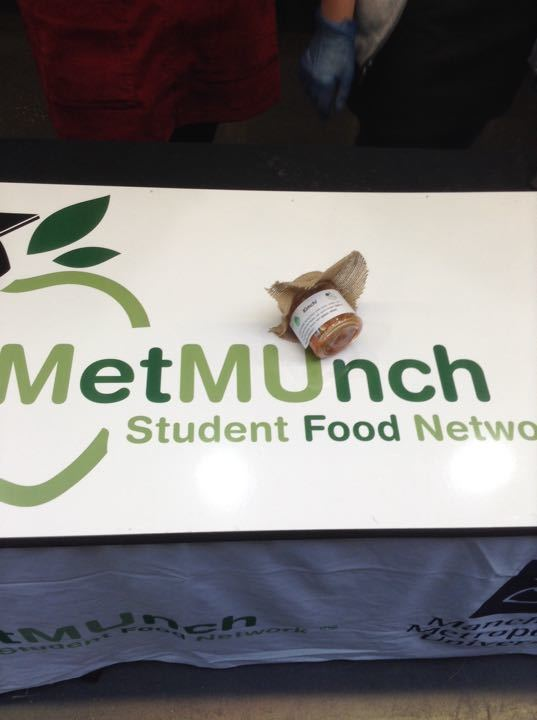 Free kimchi!