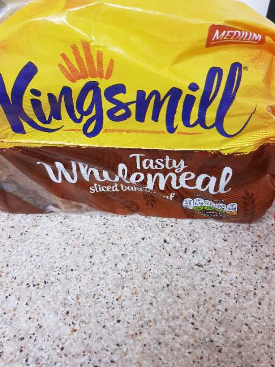 Kingsmill Wholemeal (Medium) x7