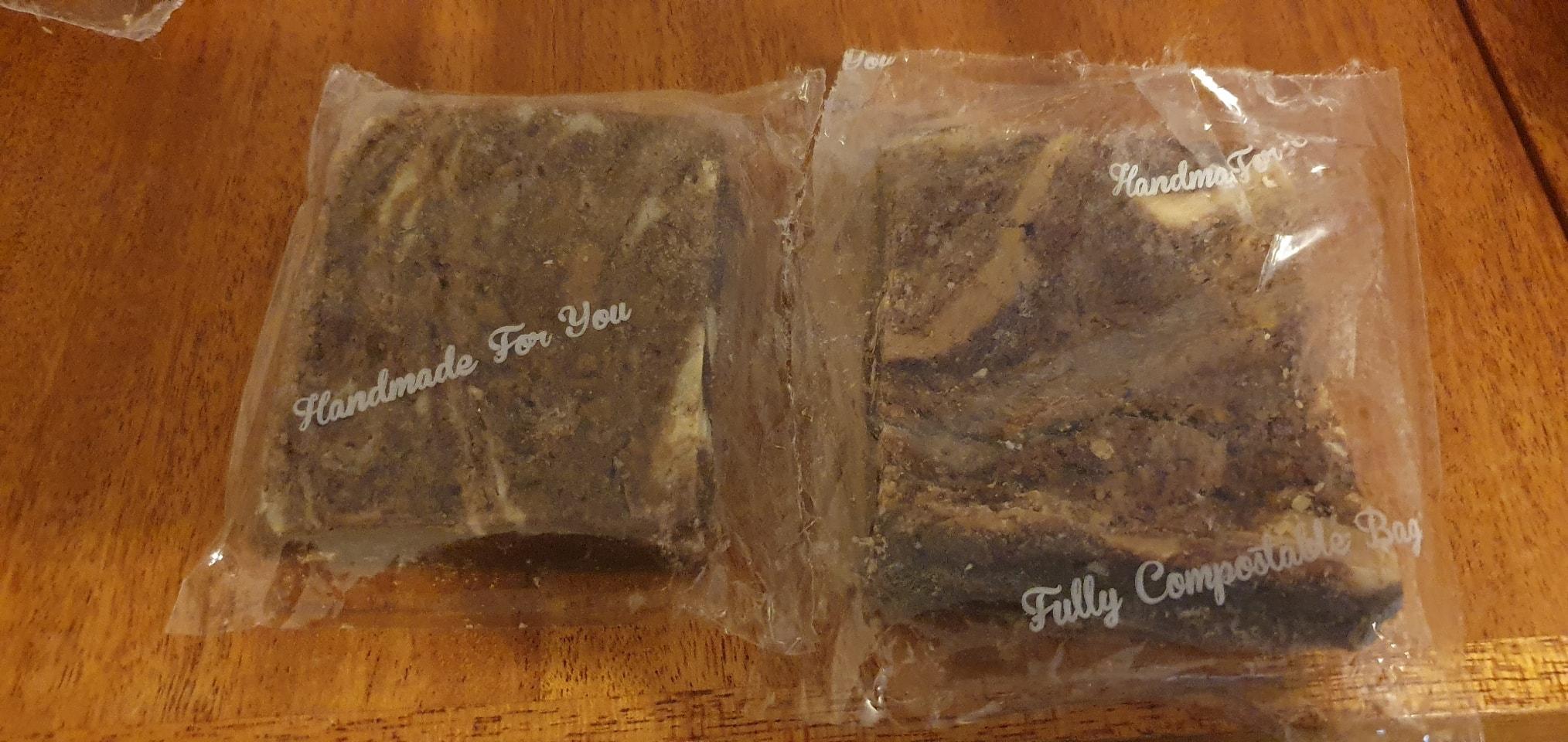 Sussex arts treats - chocolate tray bakes