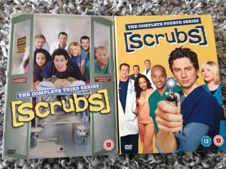 Scrubs 3rd and 4th series