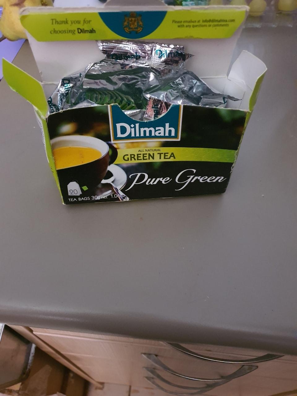 Dilmah Green Tea bags