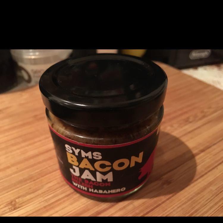 Syms bacon jam
