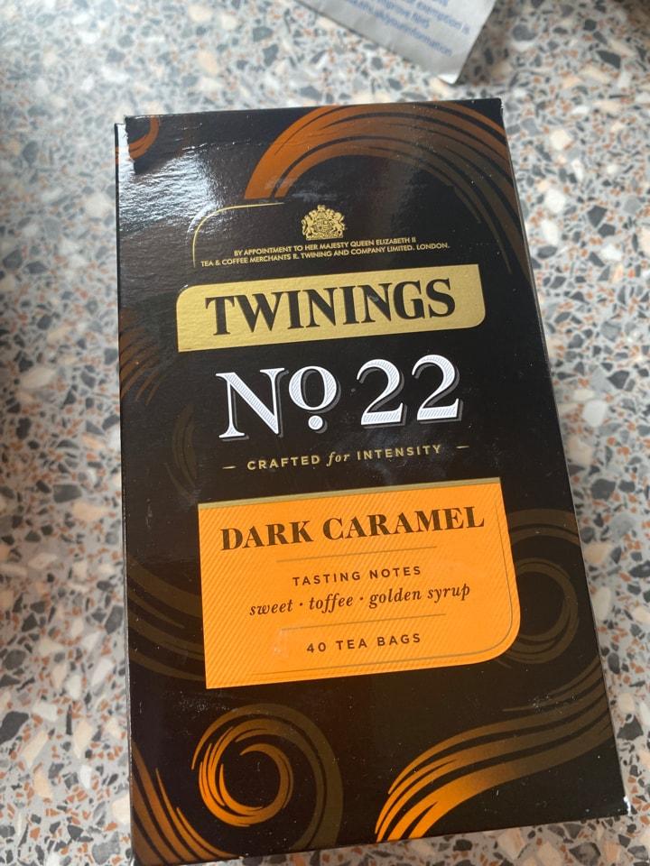 Twinnings dark caramel