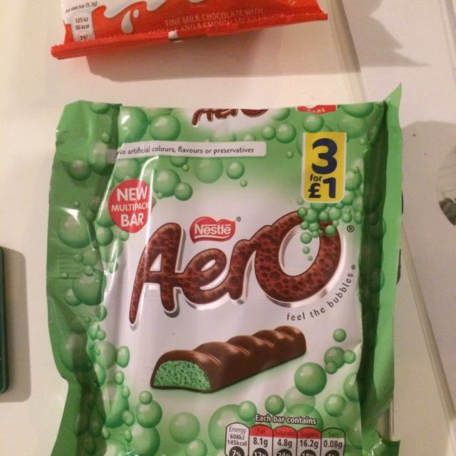 Mint Areo