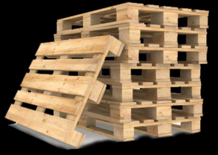 Pallets for DIY project