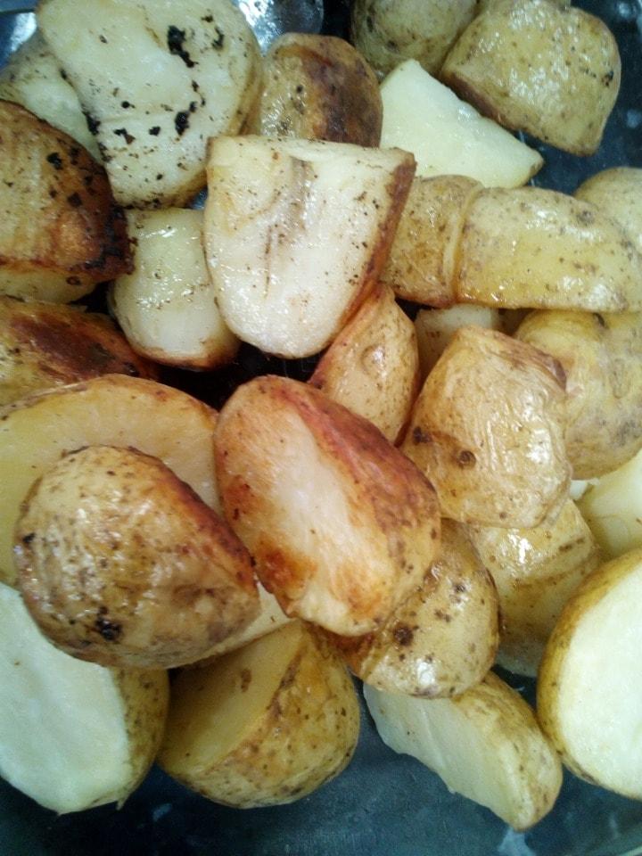 Roast Pototoes