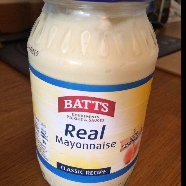 Batts Real Mayonnaise