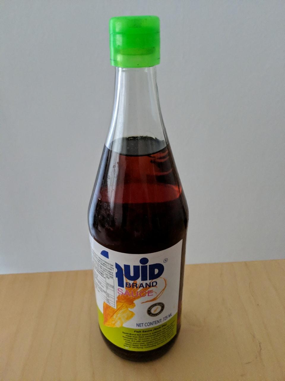 Fischöl 0.75 l