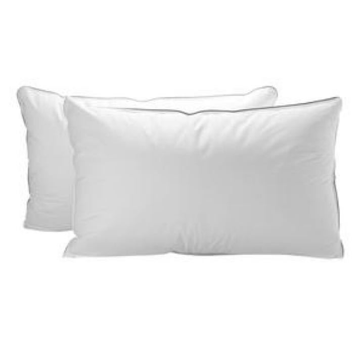 Need two pillows!