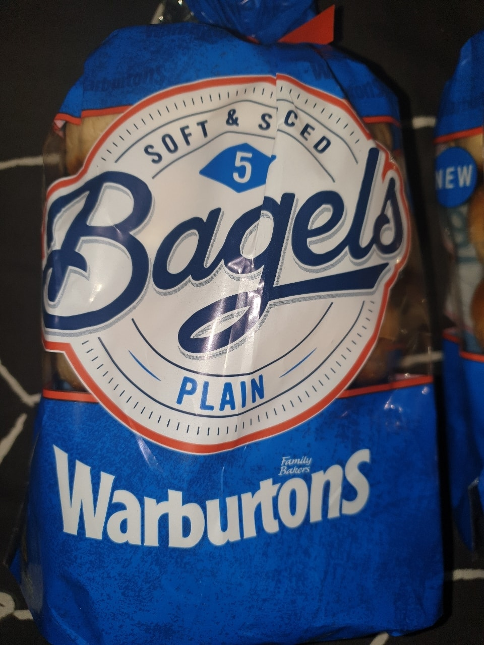 Bagels plain