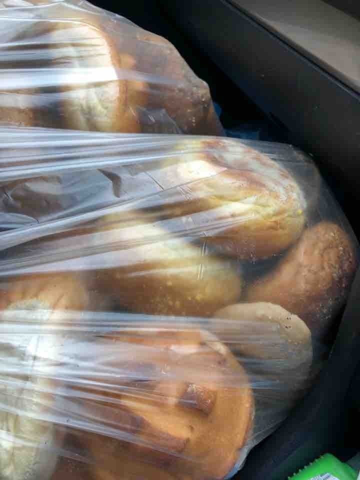 Fresh Manna House bakery rolls