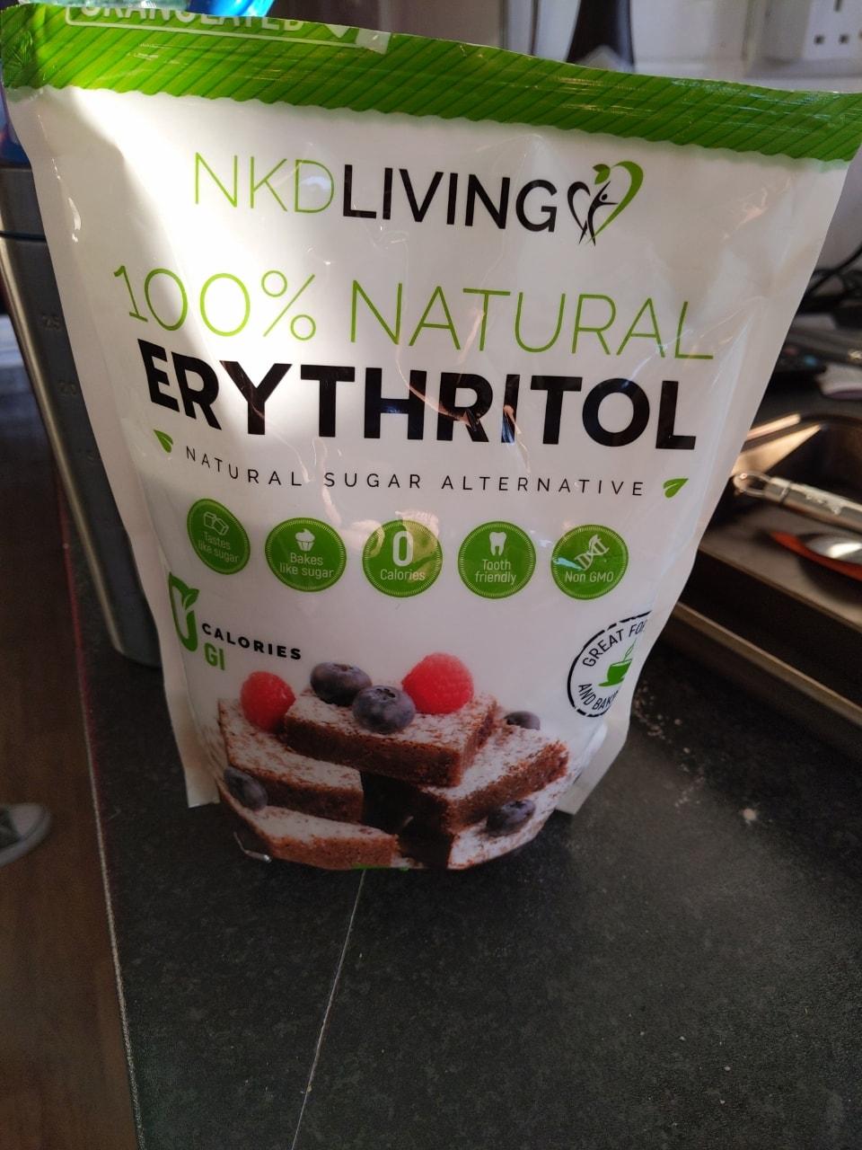 Natural sugar alternative