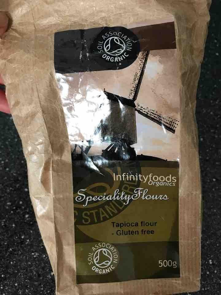 Organic Tapioca flour (gf)