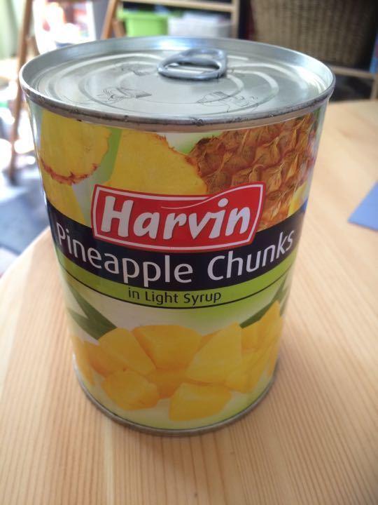 Pineapple chuncks