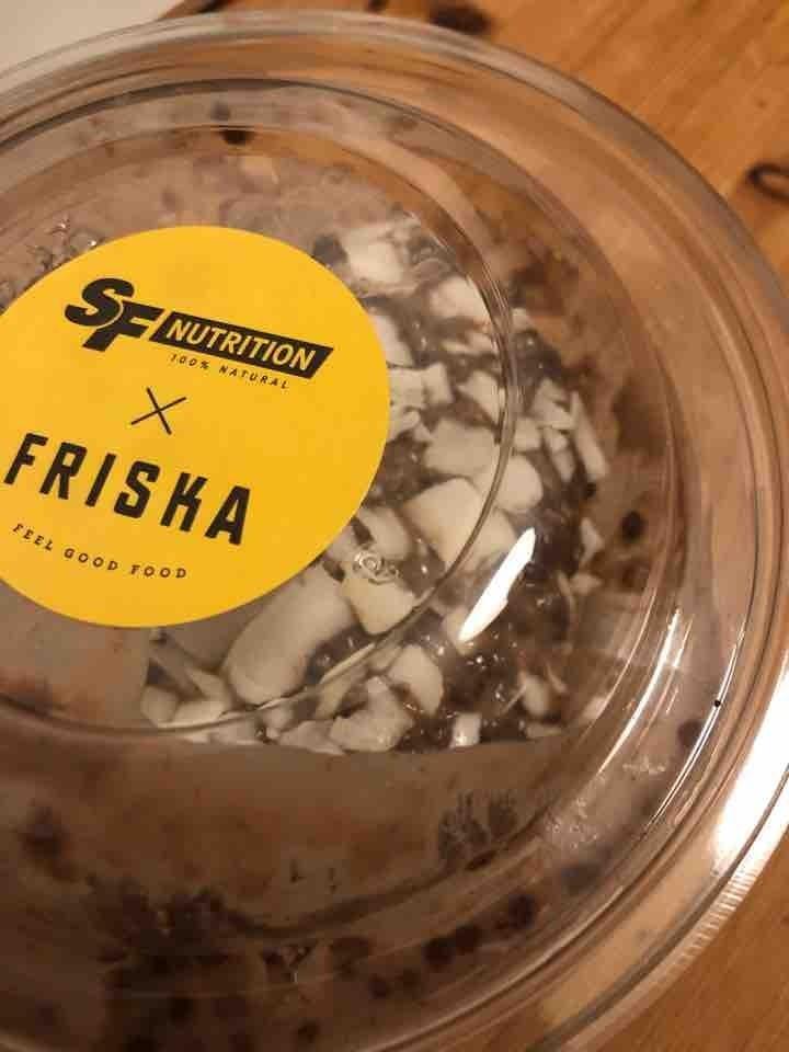 Friska protein breakfast pots