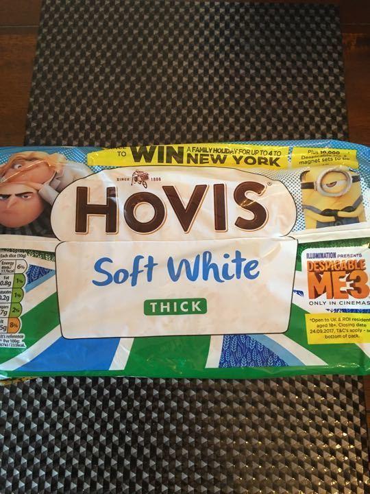 Hovis soft white bread