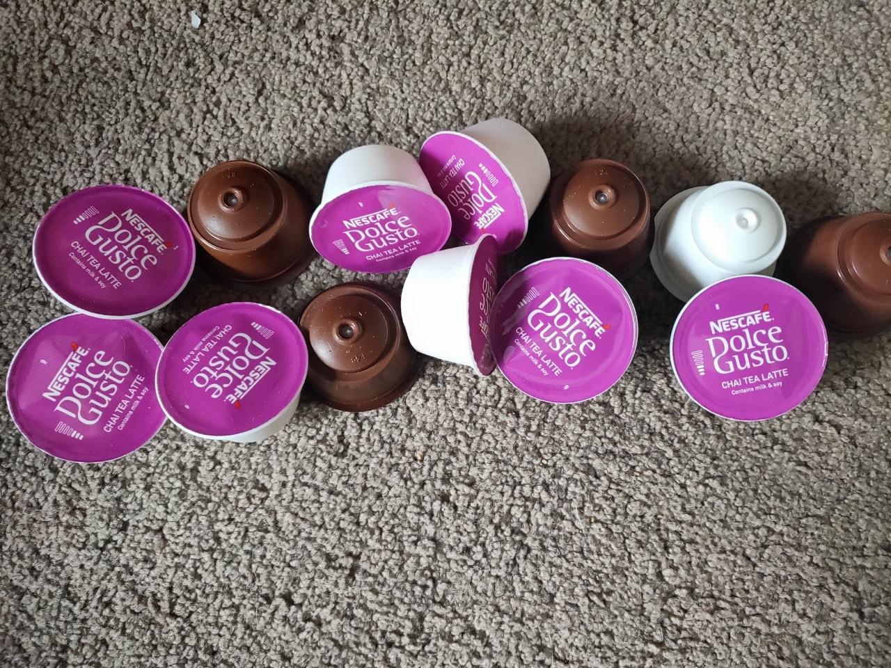 Dolce Gusto - Chai Tea Latte pods