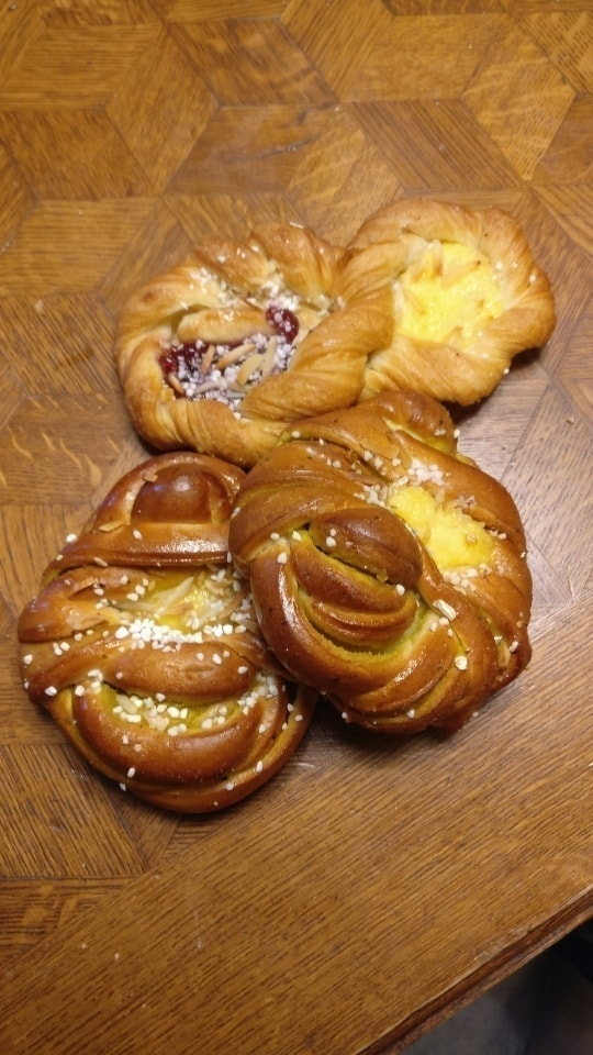 Pastries from Lindquist
