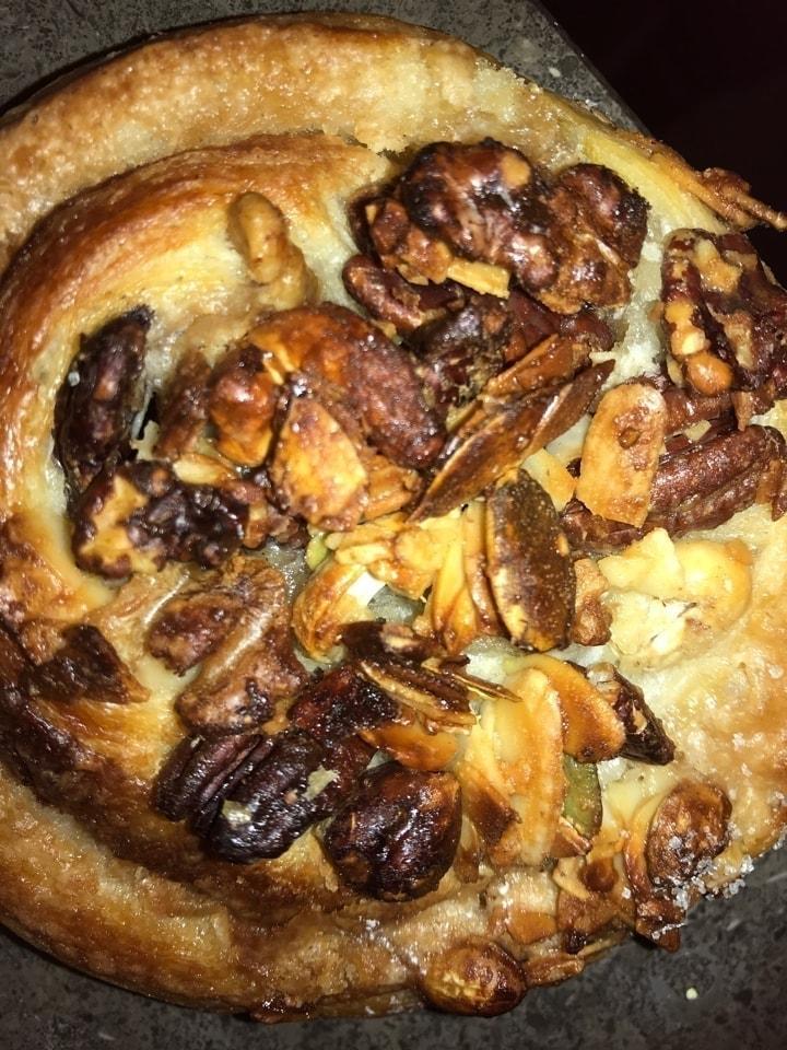 Nut roll from Pesso stenugnsbageri, 28/10