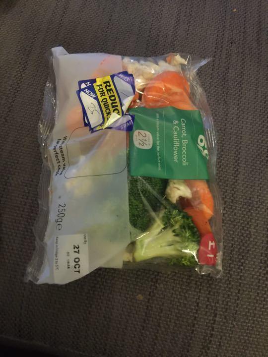 Veg chopped veggies