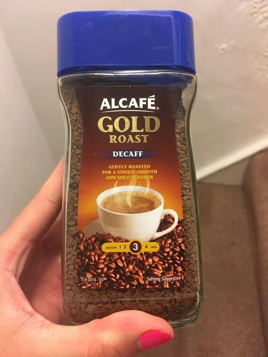Aldi Decaf coffee