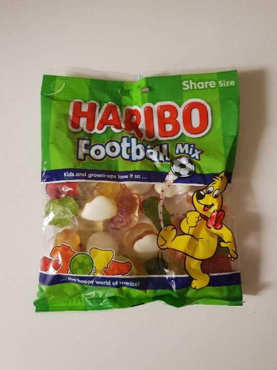 Haribo Football Mix Sweets