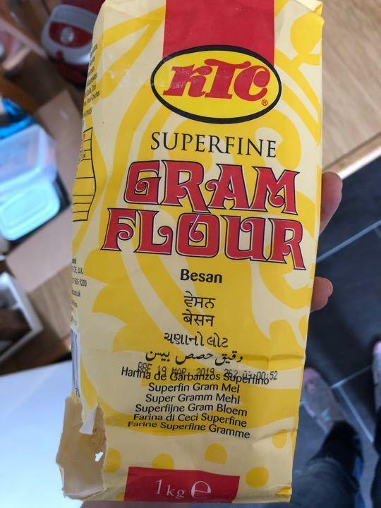 Gram flour ( chick pea)